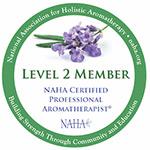 NAHA Certified Aromatherapist