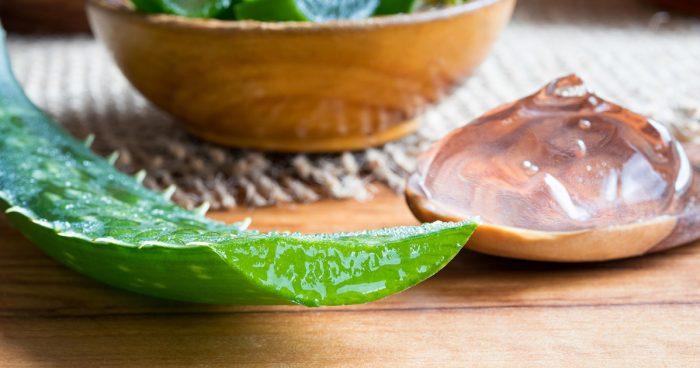 Natural Aloe Shower Gel