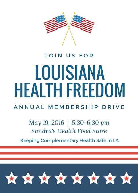 Louisiana Health Freedom