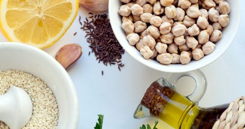 candida-free hummus