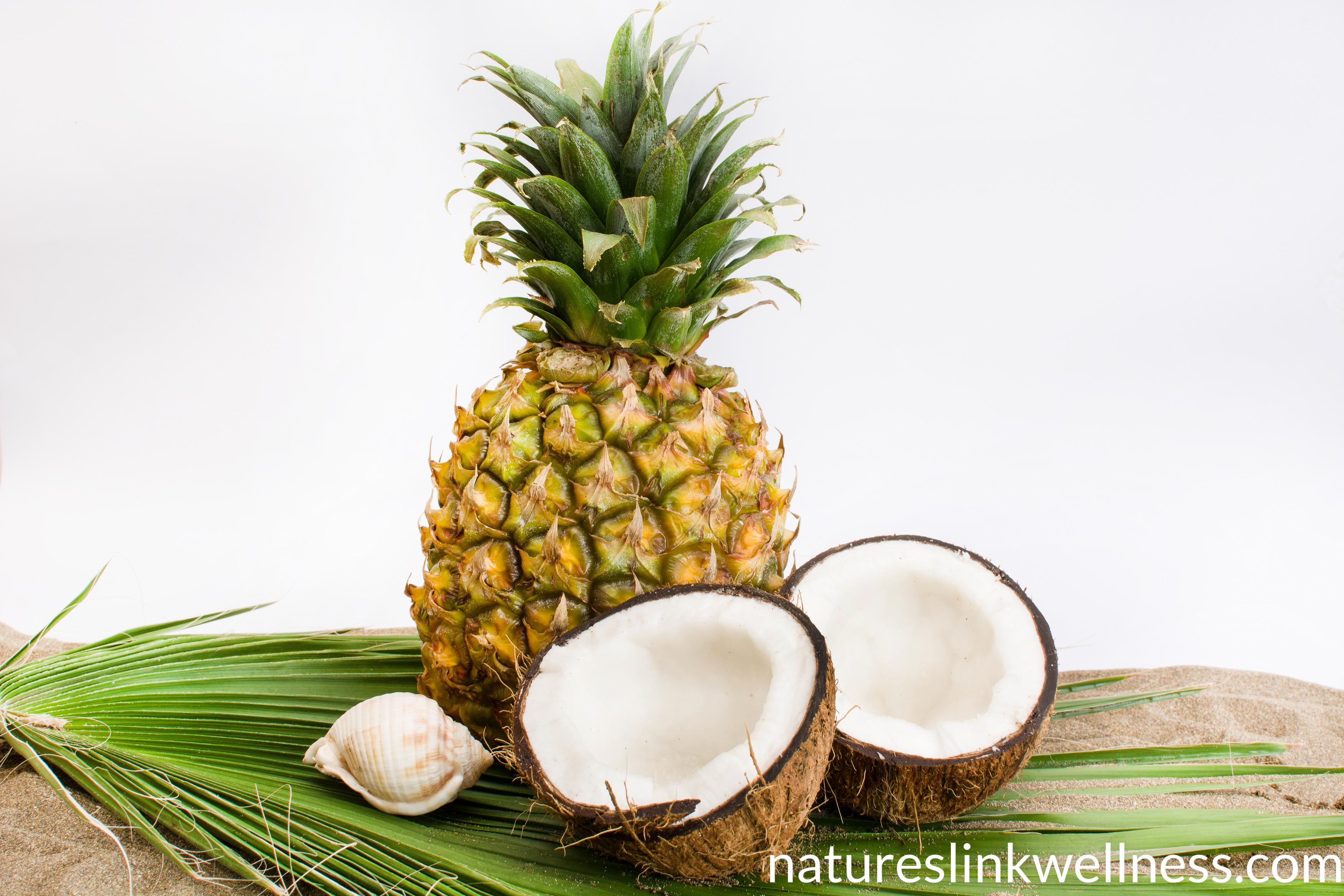 Coconut Pineapple