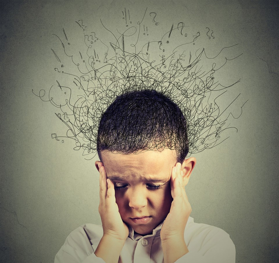 child behavioral and sensory imbalance