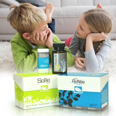 Solle Calm kids package