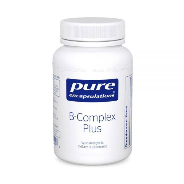 B Complex Plus with Metafolin