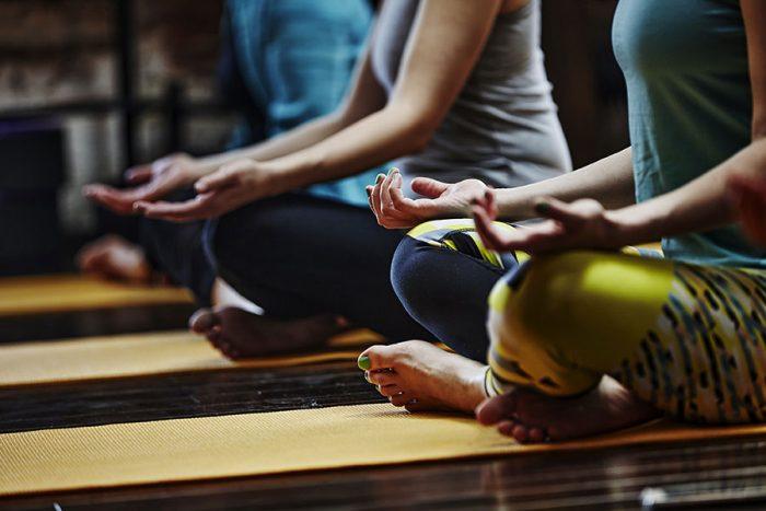 yoga class Breaux Bridge LA