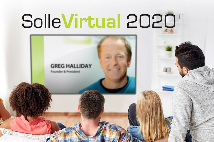 Solle virtual event