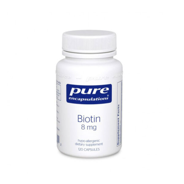 Biotin, 8mg