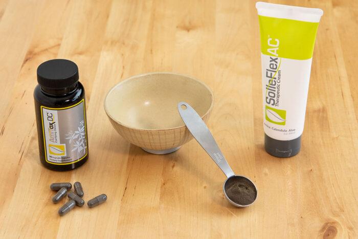 Deep Clarifying Detox Salve ingredients
